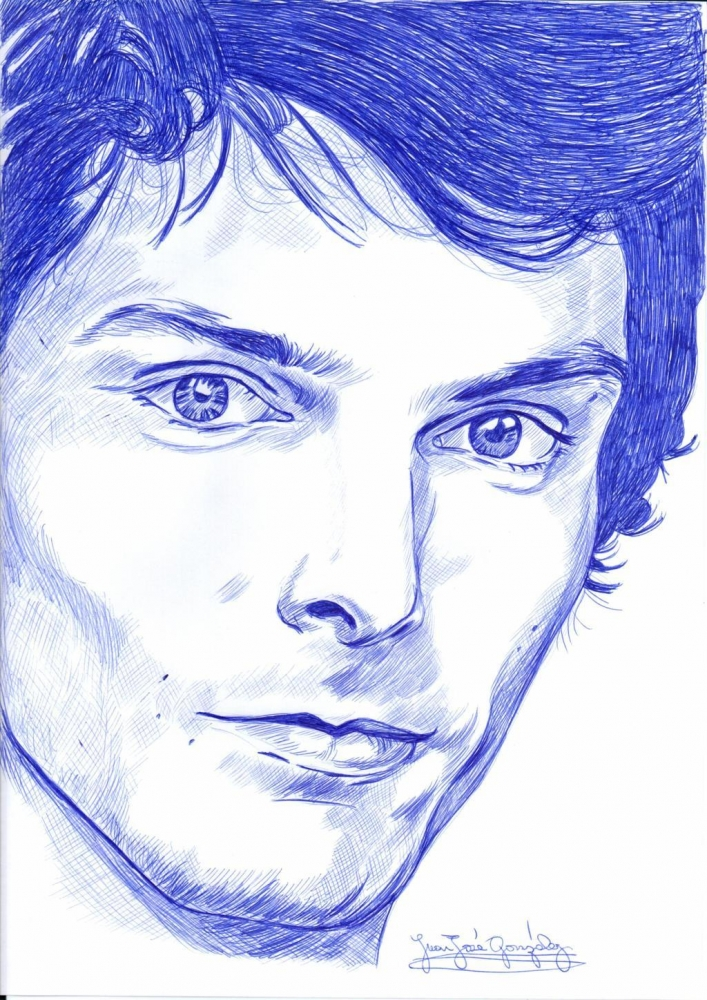 Christopher Reeve by jjg2018